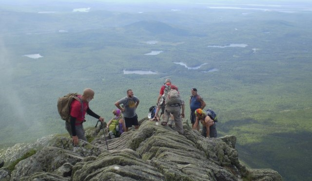 Mt. Katahdin, Maine